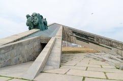 Мемориальная малая земля Novorossiysk Стоковое Фото