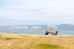 Мемориальная малая земля Novorossiysk Стоковое Изображение RF