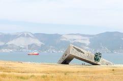 Мемориальная малая земля Novorossiysk Стоковая Фотография RF