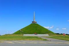 Мемориальная насыпь славы в Минске Стоковые Фото