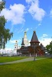Мемориальная церковь всех Святых в Минске Стоковая Фотография RF