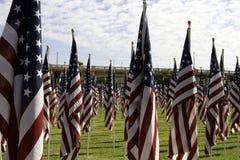 Мемориальное заживление поле 911 Стоковые Фото
