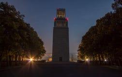 Мемориальное Buchenwald Стоковые Фото
