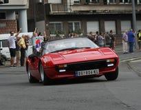 Мемориальные гонки автомобиля Стоковая Фотография RF