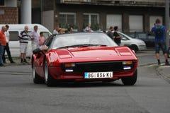 Мемориальные гонки автомобиля Стоковые Изображения