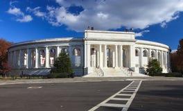Мемориальный амфитеатр, DC Вашингтона Стоковая Фотография