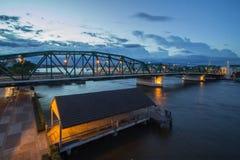 Мемориальный мост Стоковая Фотография