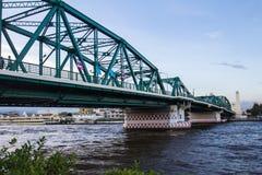 Мемориальный мост Стоковое фото RF