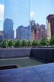 11 мемориальный национальный сентябрь Стоковая Фотография