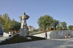 Мемориальный памятник к епископу Стоковая Фотография