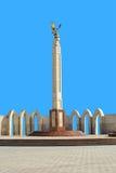 Мемориальный памятник орла с распространенными крылами Стоковая Фотография RF