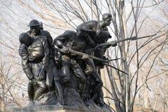 Мемориальный памятник. Стоковая Фотография RF