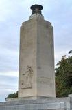 Мемориальный памятник, Gettysburg, PA Стоковая Фотография RF