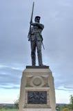 Мемориальный памятник, Gettysburg, PA Стоковое фото RF