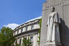 Мемориал Эдита Cavell в Лондоне стоковая фотография