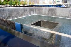 мемориал 911 Стоковая Фотография