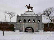 Мемориал Grant Стоковая Фотография