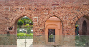 Мемориал Jallianwala Bagh, Амритсар, Пенджаб Стоковая Фотография