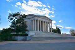 мемориал jefferson Вашингтон, США Стоковые Фото