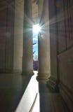 мемориал jefferson Вашингтон, США Стоковое фото RF