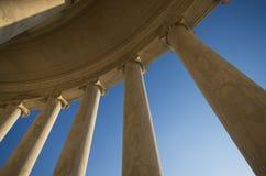 Мемориал Jefferson в DC Вашингтона Стоковые Изображения RF