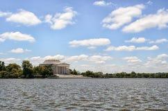 Мемориал Jefferson Стоковая Фотография