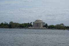 Мемориал Jefferson Стоковые Фото