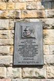 Мемориал Jozef Pilsudskiemu Стоковое Фото