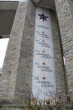 Мемориал Mardasson Стоковая Фотография RF