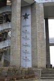 Мемориал Mardasson Стоковые Фотографии RF