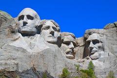 Мемориал Mount Rushmore национальный Стоковые Фотографии RF