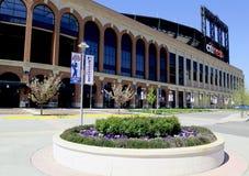 Мемориал New York Mets на поле Citi в топить, NY Стоковое Изображение