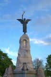 Мемориал Russalka (русалки). Стоковая Фотография RF