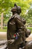 Мемориал ` s Вьетнама женщин в Вашингтоне Стоковая Фотография
