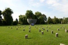 Мемориал Terezin Стоковая Фотография