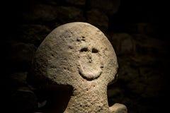 Менгир статуи Стоковое Фото