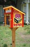 Меньшая бесплатная библиотека Стоковая Фотография RF