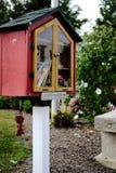 Меньшая бесплатная библиотека Стоковое Изображение RF
