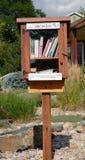 Меньшая бесплатная библиотека Стоковые Фото