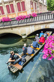 Меньшая Венеция в Кольмаре, Франции Стоковое фото RF