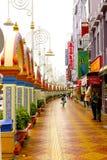 Меньшая Индия в Куалае-Лумпур Стоковое фото RF