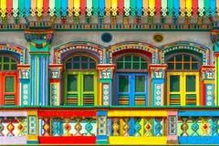 Меньшая Индия, Сингапур Стоковое Изображение