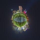 Меньшая планета Ганновер Стоковые Фотографии RF