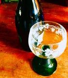 Меньшее вино Стоковое фото RF