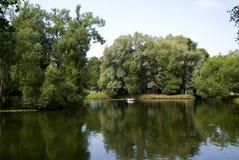 меньшее река Стоковые Изображения