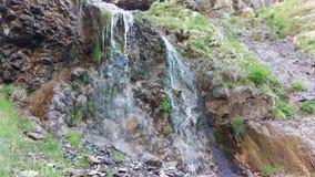 Меньшее Lost Creek падает весна акции видеоматериалы