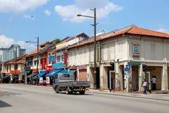 Меньшие Индия - Сингапур Стоковое Изображение