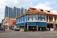 Меньшие Индия - Сингапур Стоковое фото RF