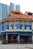 Меньшие Индия - Сингапур Стоковая Фотография RF