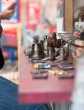 Меньшие колоколы сувенира стоковые изображения